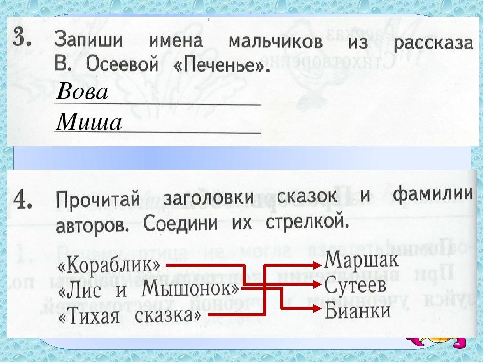Вова Миша