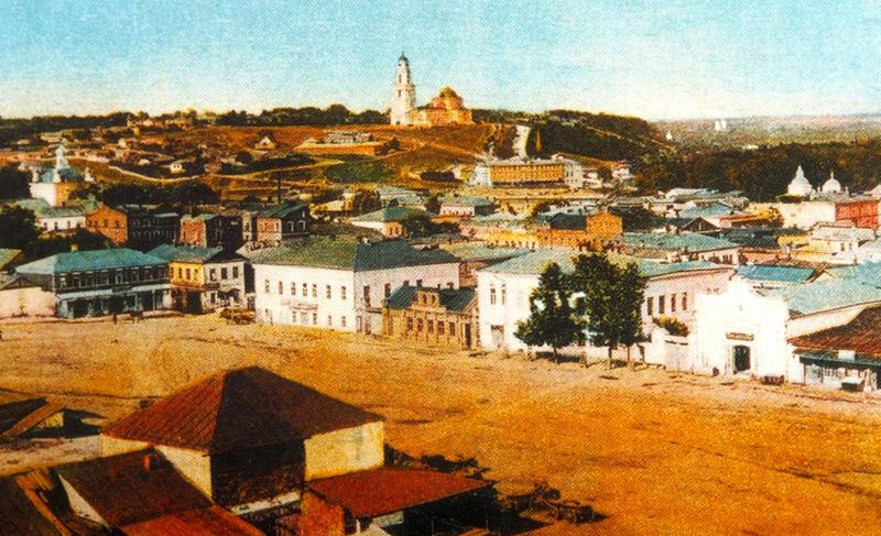 Фото липецка документальные открытки